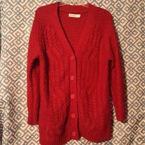 Dark Pink Sweater